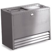 IMC BM100 Bottle Cooler [Top Load] - Glass Lid - H 875 mm - W 1000 mm - 0.368 kW