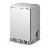 IMC Mistral M60 Bottle Cooler [Front Load] - High Ambient - Solid Stainless Steel Door - H 900 mm - W 600 mm - 0.219 kW