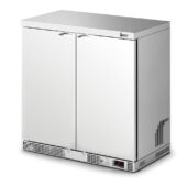 IMC Mistral M90 Bottle Cooler [Front Load] - High Ambient - Solid Stainless Steel Door - H 900 mm - W 900 mm - 0.354 kW