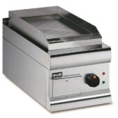 Lincat Silverlink 600 Electric Counter-top Griddle - Steel Plate - W 300 mm - 2.0 kW