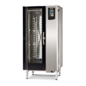 Lincat Visual Cooking 1.20 Natural Gas Free-standing Combi Oven - Boiler - W 899 mm - 42.0 kW [Gas] + 2.0 kW [Electric]