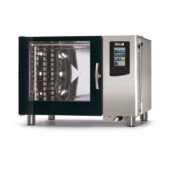 Lincat Visual Cooking 2.06 Natural Gas Counter-top Combi Oven - Boiler - W 1122 mm - 21.0 kW [Gas] + 1.0 kW [Electric]