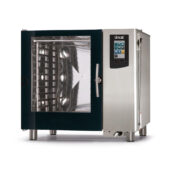 Lincat Visual Cooking 2.10 Natural Gas Counter-top Combi Oven - Boiler - W 1122 mm - 24.0 kW [Gas] + 1.0 kW [Electric]