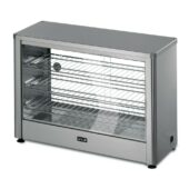 Seal Counter-top Pie Cabinet - Heated - W 710 mm - 0.75 kW