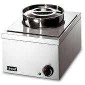 Lynx 400 Electric Counter-top Bain Marie - Wet Heat - inc. 1 x Round Pot - W 285 mm - 0.25 kW