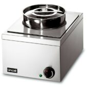 Lynx 400 Electric Counter-top Bain Marie - Dry Heat - inc. 1 x Round Pot - W 285 mm - 0.25 kW