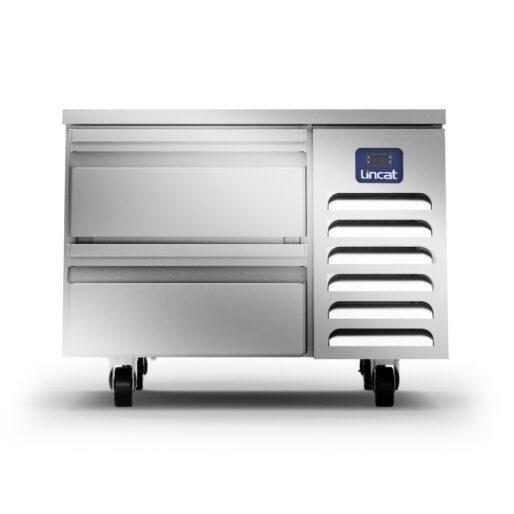 Lincat Blu Refrigerated Chef Base - W 813 mm - 600 W