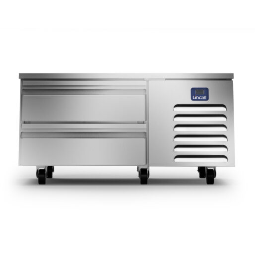 Lincat Blu Refrigerated Chef Base - W 1219 mm - 600 W