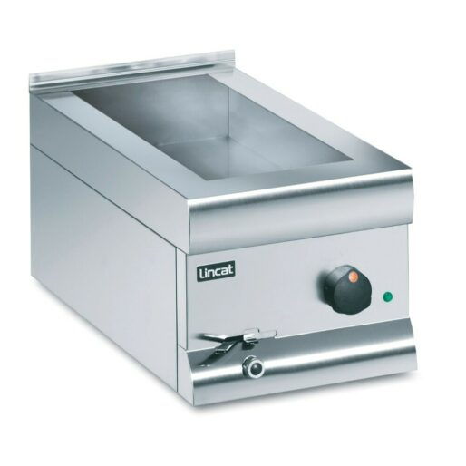 Lincat Silverlink 600 Electric Counter-top Bain Marie - Wet Heat - Gastronorms - Base only - W 300 mm - 1.0 kW