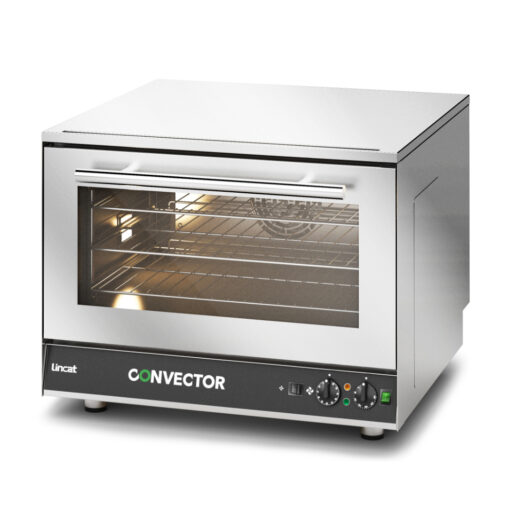 Lincat Convector Manual+ Electric Counter-top Convection Oven - W 810 mm - D 850 mm - 4.8 kW