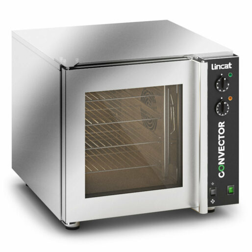 Lincat Convector Manual+ Electric Counter-top Convection Oven - W 660 mm - D 740 mm - 3.0 kW