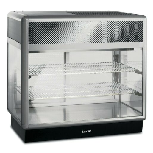 Seal 650 Series Counter-top Rectangular Front Refrigerated Merchandiser - Back-Service - W 1000 mm - 0.7 kW