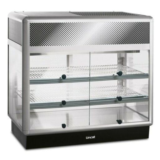 Lincat Seal 650 Series Counter-top Rectangular Front Refrigerated Merchandiser - Self-Service - W 1000 mm - 0.7 kW