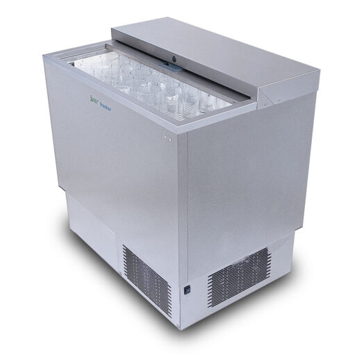 IMC Frostar FR90 Glass Froster [Top Load] - Stainless Steel Exterior - W 900 mm - 0.696 kW