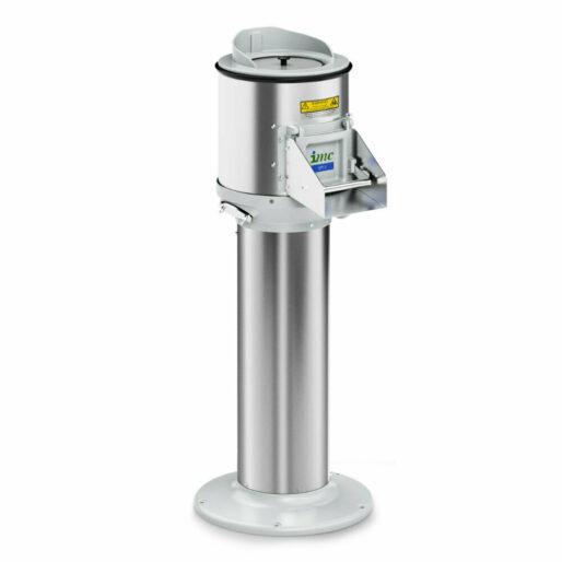 IMC SP12H Floor-mounted Potato Peeler - 3 Phase - H 1400 mm - 0.37 kW