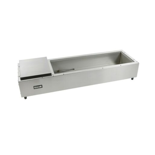 Seal Counter-top Food Preparation Bar - Refrigerated - W 1225 mm - 0.175 kW