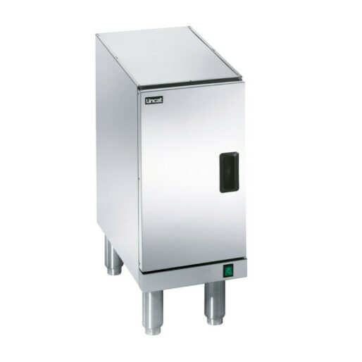 Lincat Silverlink 600 Free-standing Heated Pedestal with Legs and Doors - W 300 mm - 0.25 kW