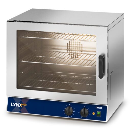 Lincat Lynx 400 Electric Counter-top XL Convection Oven - W 670 mm - D 570 mm - 2.5 kW