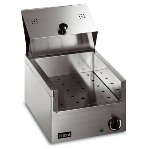 Lynx 400 Electric Counter-top Chip Scuttle - W 285 mm - 0.25 kW