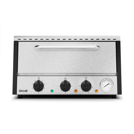 Lincat Lynx 400 Electric Counter-top Pizza Oven - Single-Deck - Black - W 530 mm - 2.2 kW
