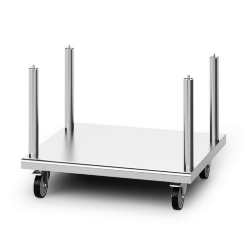 Opus 800 Free-standing Floor Stand with Castors - for Synergy Grill W 900 mm