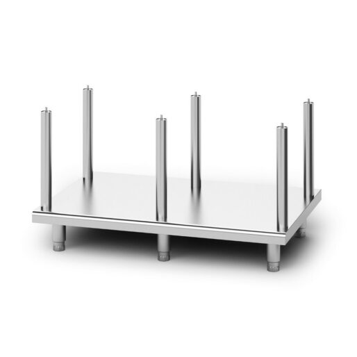 Opus 800 Free-standing Floor Stand with Legs - for units W 1200 mm