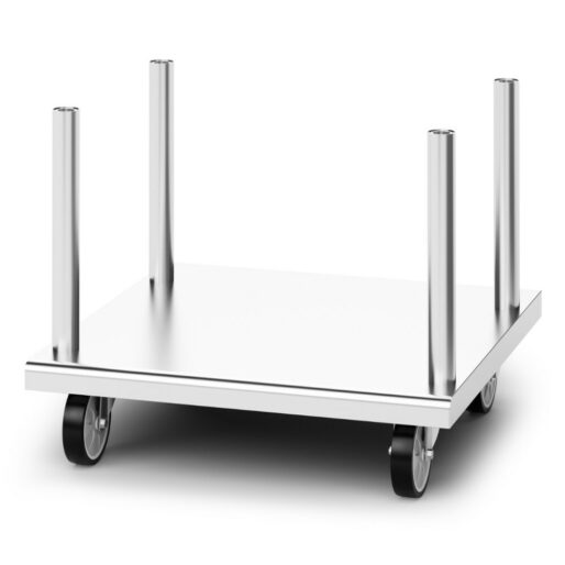 Opus 800 Free-standing Floor Stand with Castors - for units W 800 mm