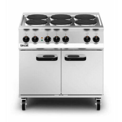 Lincat Opus 800 Electric Free-standing Oven Range - W 900 mm - 21.6 kW