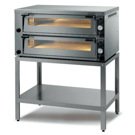 Lincat Electric Counter-top Pizza Oven - Twin-Deck - W 1286 mm - 14.4 kW
