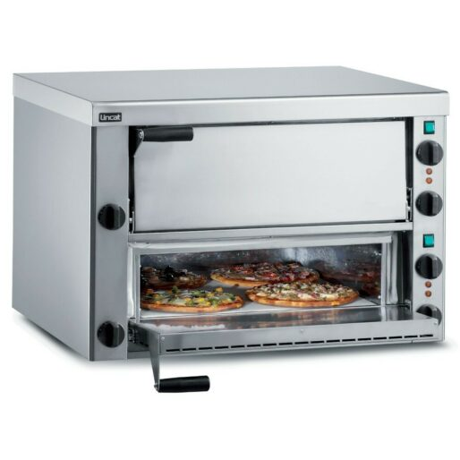 Lincat Electric Counter-top Pizza Oven - Twin-Deck - W 810 mm - 5.7 kW
