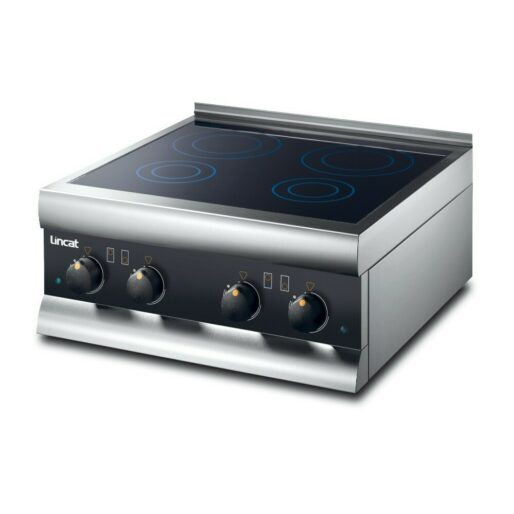 Silverlink 600 Electric Counter-top Induction Hob - 4 Zones - W 600 mm - 6.0 kW