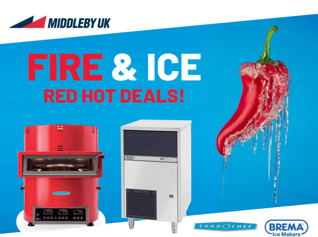 Fire Ice Web Banner Combo