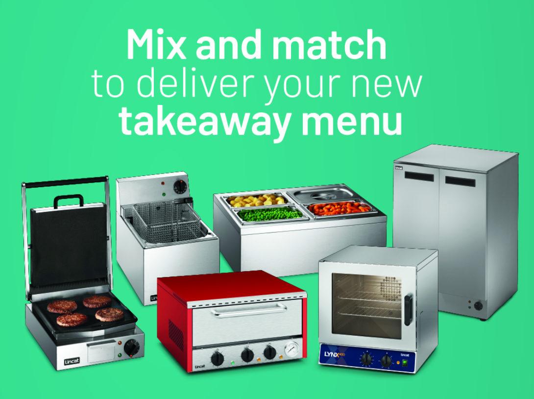 Lincat Ltd Takeaway Website Banner Mix And Match