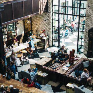Larger Cafe Bars